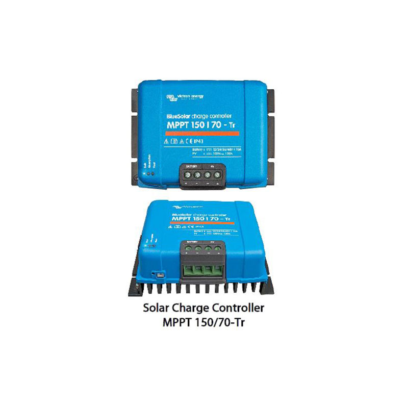 Blue Solar Charge Controller MPPT-150-60