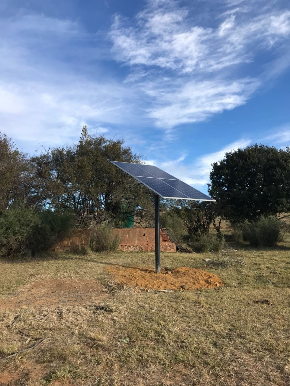 PV Solar Pole Mounting Solutions